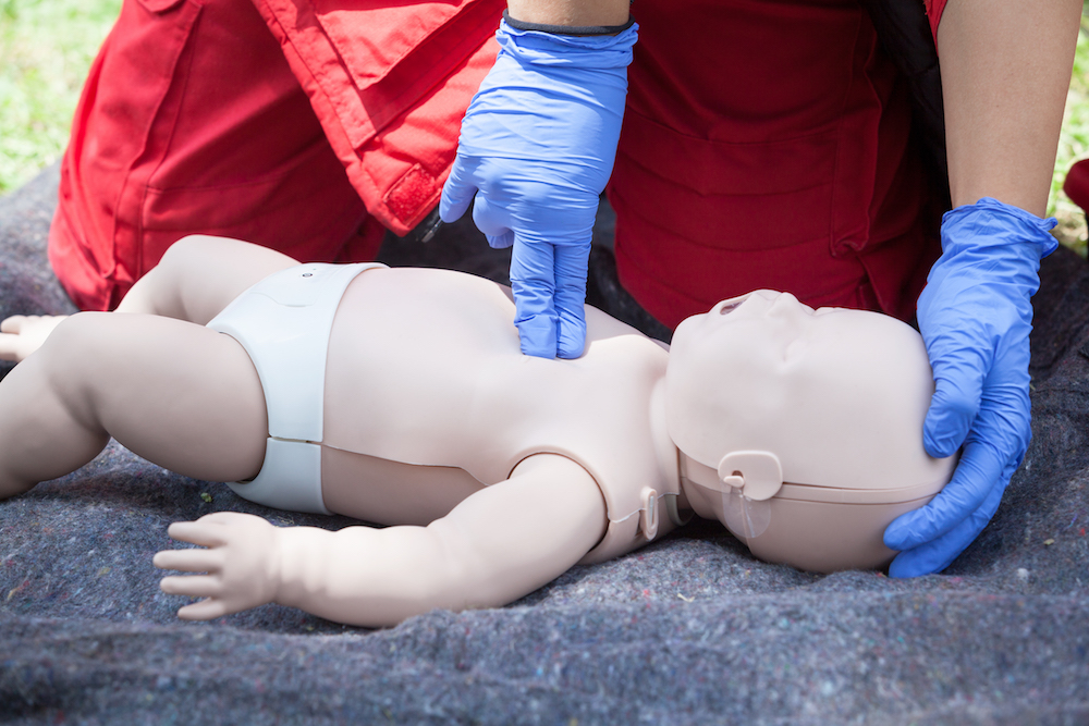 What you need to know about baby first aid / Kids First Aid