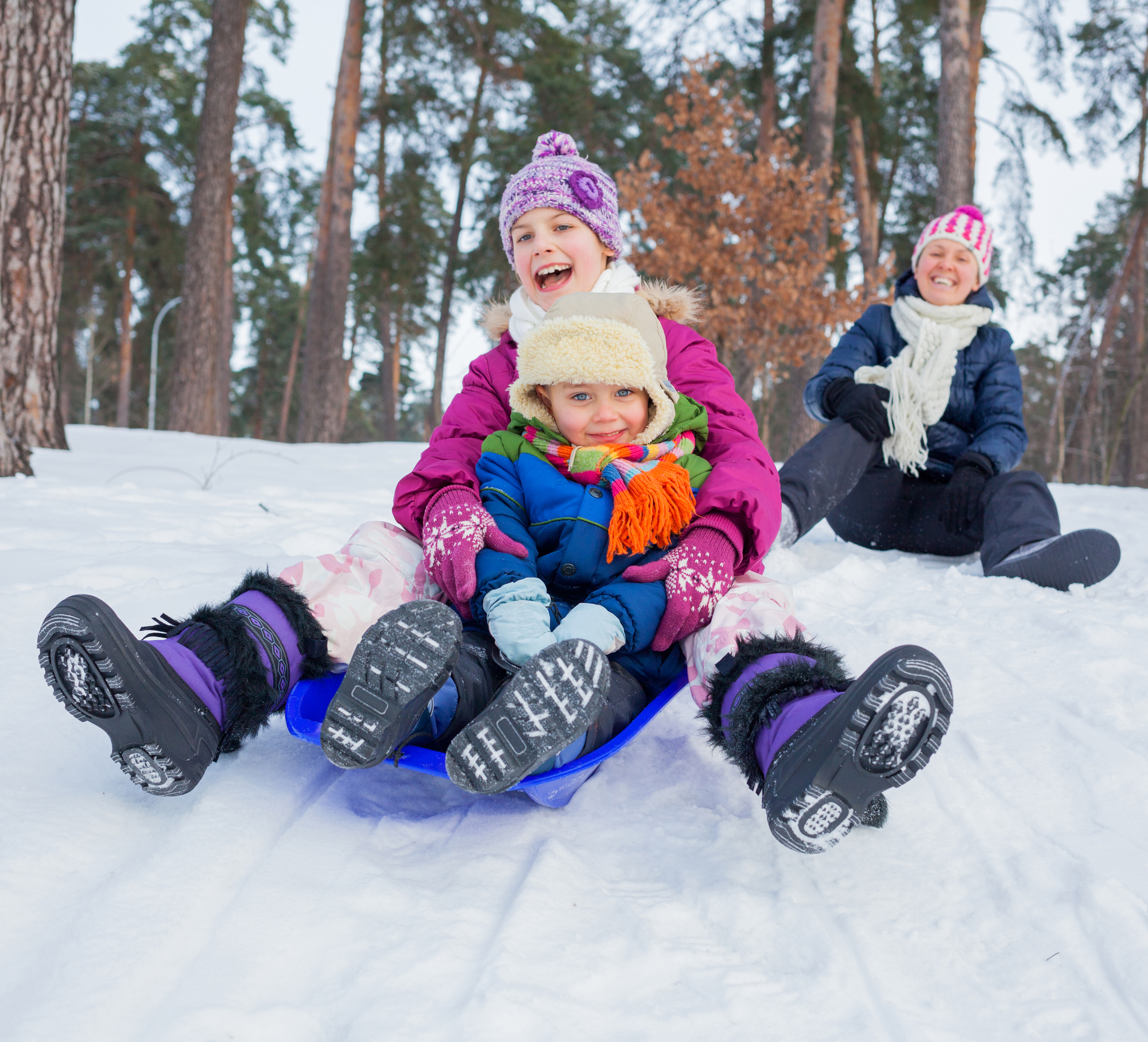 Your First Aid Kit List for Winter / Kids First Aid